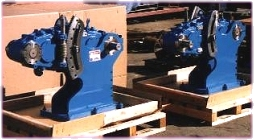 Photo of High Speed and High Horsepower Gearbox Manufactured at LFW Manufacturing, Stockton, CA
